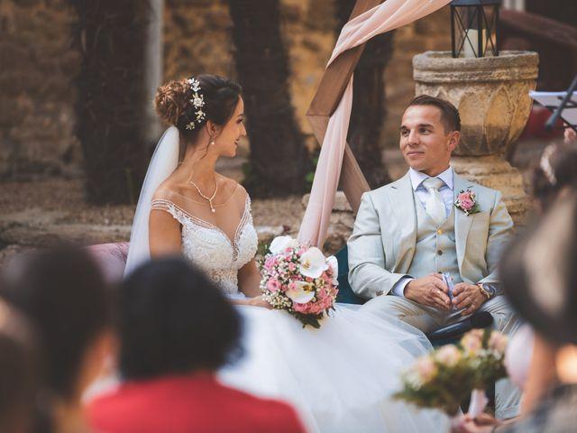 Le mariage de Florian et Fanny à Sorgues, Vaucluse 37