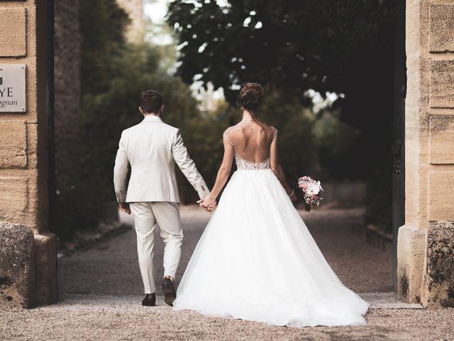 Le mariage de Florian et Fanny à Sorgues, Vaucluse 56