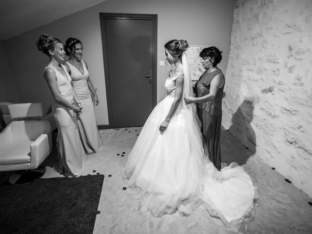 Le mariage de Florian et Fanny à Sorgues, Vaucluse 77