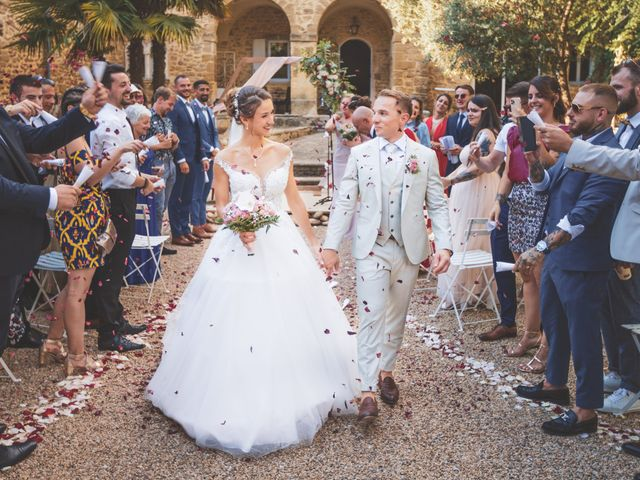 Le mariage de Florian et Fanny à Sorgues, Vaucluse 78