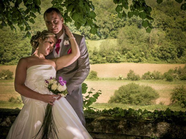 Le mariage de Virignie et Jérôme