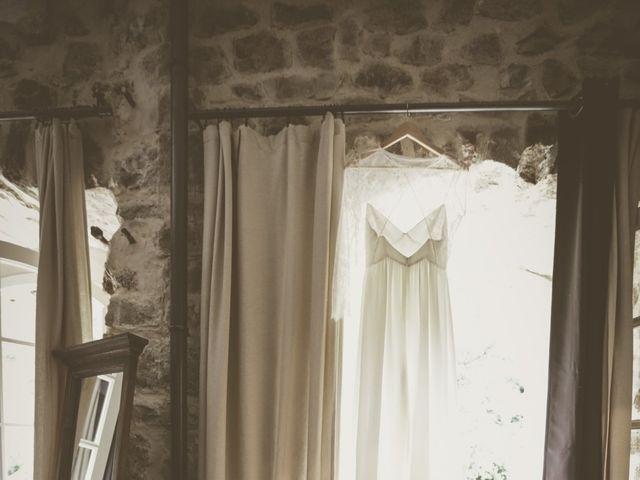 Le mariage de Hugo et Flore à Marcols-les-Eaux, Ardèche 16