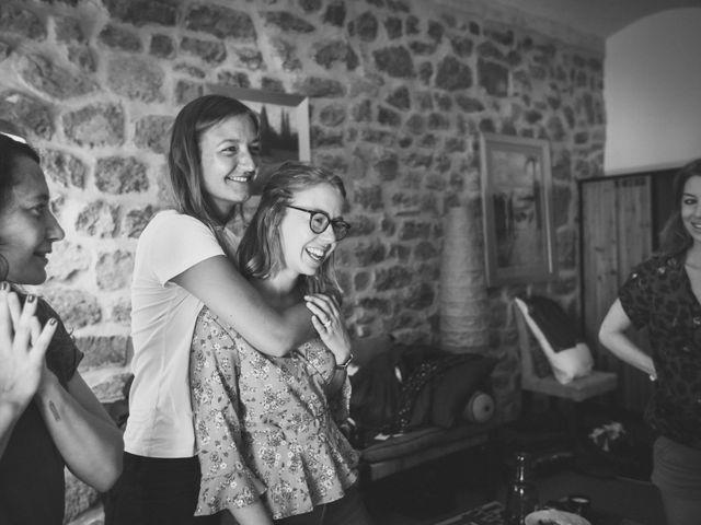 Le mariage de Hugo et Flore à Marcols-les-Eaux, Ardèche 22