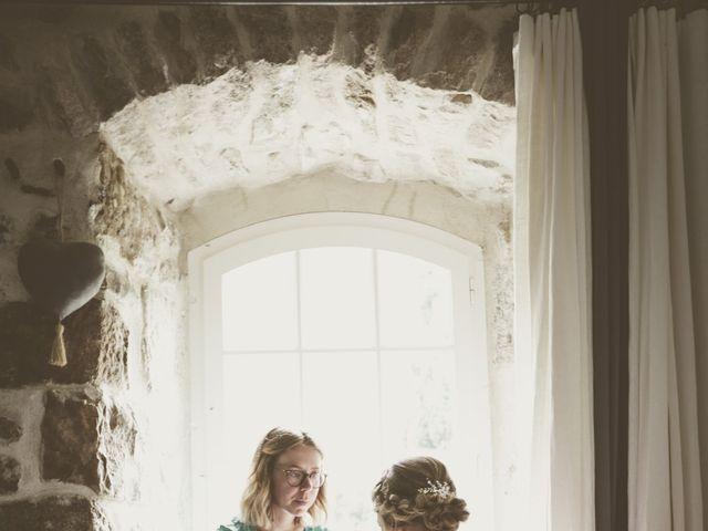 Le mariage de Hugo et Flore à Marcols-les-Eaux, Ardèche 39