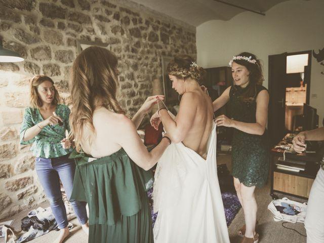Le mariage de Hugo et Flore à Marcols-les-Eaux, Ardèche 41