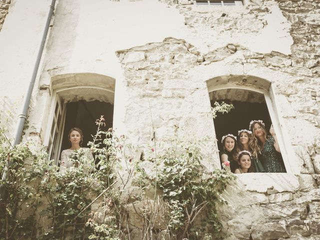 Le mariage de Hugo et Flore à Marcols-les-Eaux, Ardèche 49