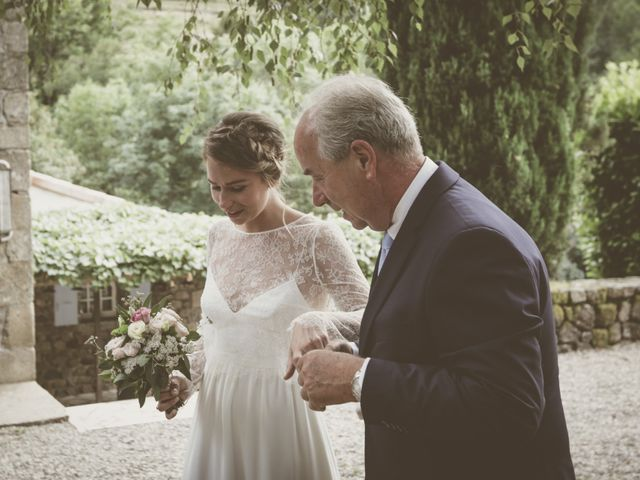 Le mariage de Hugo et Flore à Marcols-les-Eaux, Ardèche 56