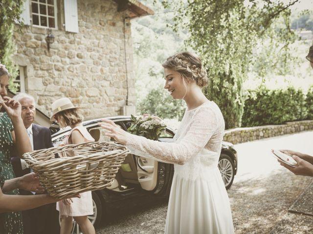 Le mariage de Hugo et Flore à Marcols-les-Eaux, Ardèche 57