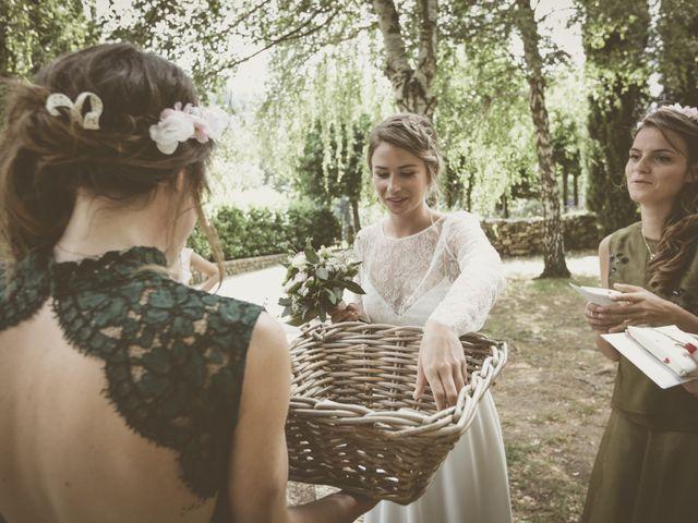 Le mariage de Hugo et Flore à Marcols-les-Eaux, Ardèche 58