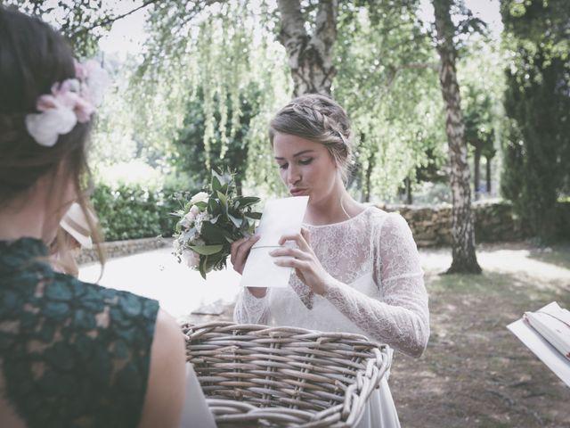 Le mariage de Hugo et Flore à Marcols-les-Eaux, Ardèche 59
