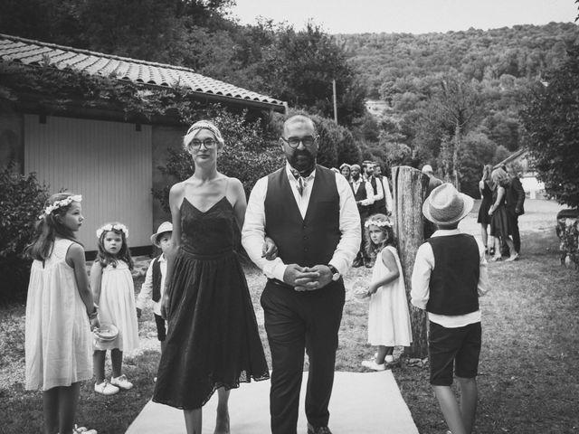 Le mariage de Hugo et Flore à Marcols-les-Eaux, Ardèche 62