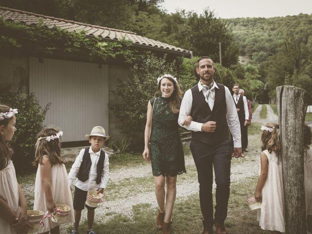 Le mariage de Hugo et Flore à Marcols-les-Eaux, Ardèche 64
