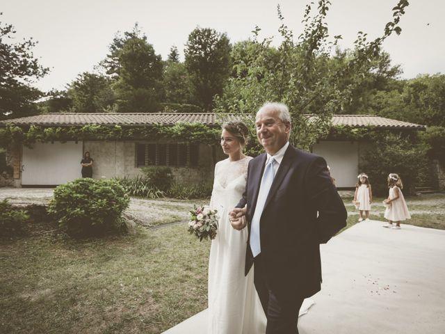 Le mariage de Hugo et Flore à Marcols-les-Eaux, Ardèche 68