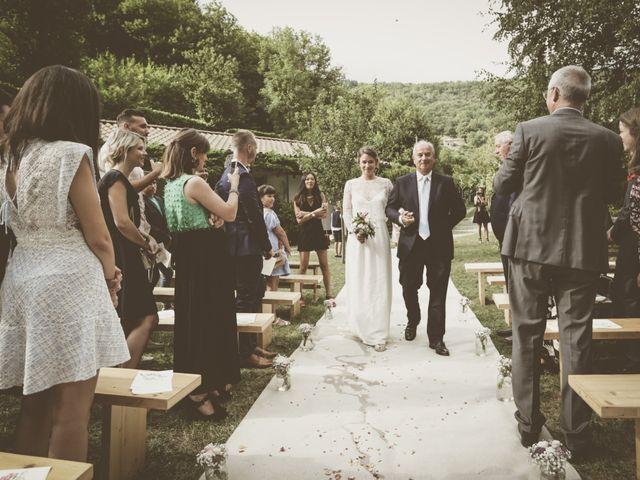 Le mariage de Hugo et Flore à Marcols-les-Eaux, Ardèche 69