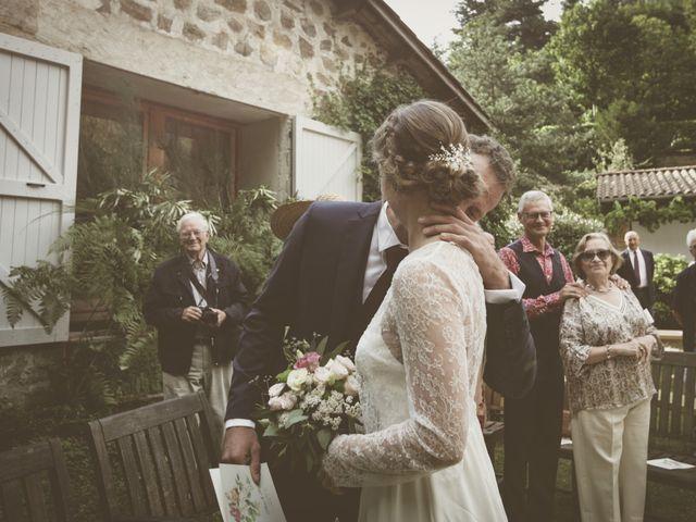 Le mariage de Hugo et Flore à Marcols-les-Eaux, Ardèche 72