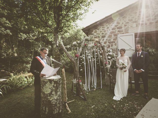 Le mariage de Hugo et Flore à Marcols-les-Eaux, Ardèche 75