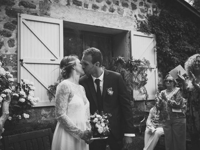 Le mariage de Hugo et Flore à Marcols-les-Eaux, Ardèche 77