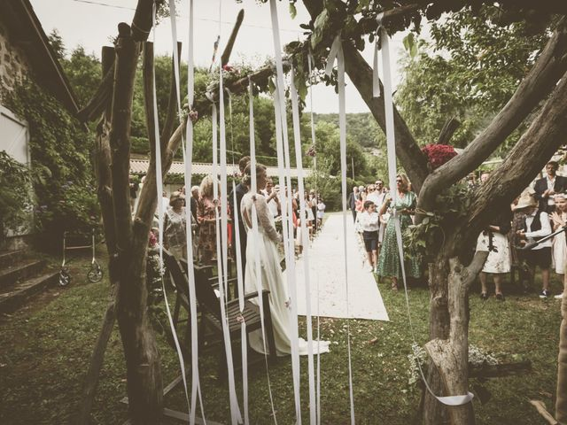 Le mariage de Hugo et Flore à Marcols-les-Eaux, Ardèche 78