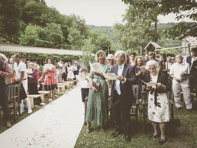 Le mariage de Hugo et Flore à Marcols-les-Eaux, Ardèche 82