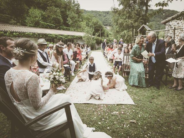 Le mariage de Hugo et Flore à Marcols-les-Eaux, Ardèche 83