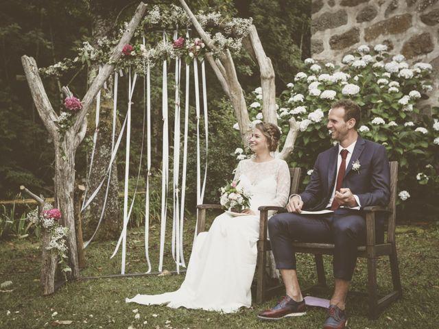 Le mariage de Hugo et Flore à Marcols-les-Eaux, Ardèche 86