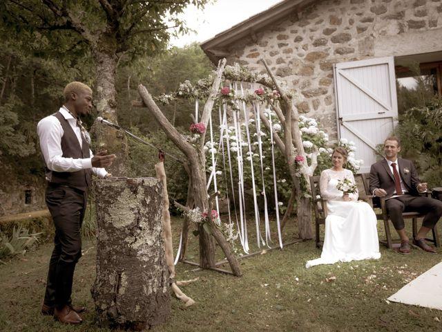 Le mariage de Hugo et Flore à Marcols-les-Eaux, Ardèche 87