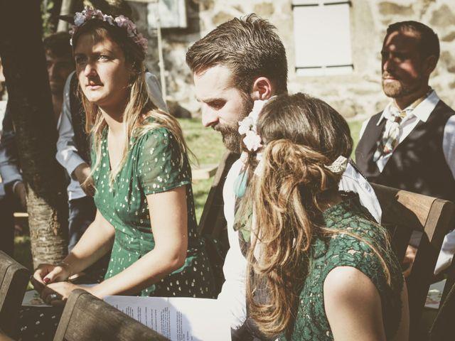 Le mariage de Hugo et Flore à Marcols-les-Eaux, Ardèche 89