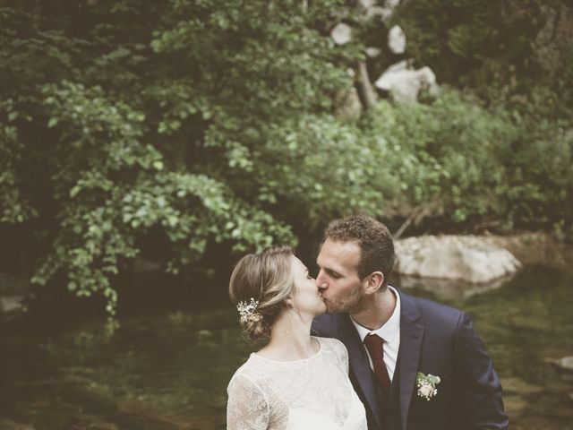 Le mariage de Hugo et Flore à Marcols-les-Eaux, Ardèche 115