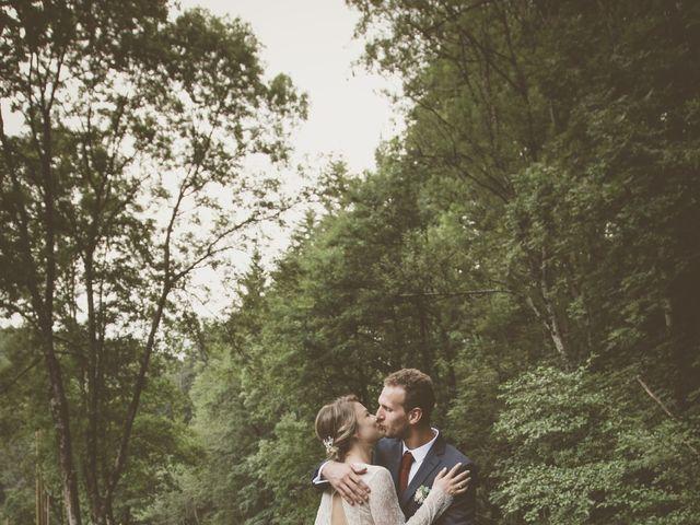 Le mariage de Hugo et Flore à Marcols-les-Eaux, Ardèche 2