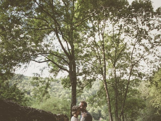 Le mariage de Hugo et Flore à Marcols-les-Eaux, Ardèche 131