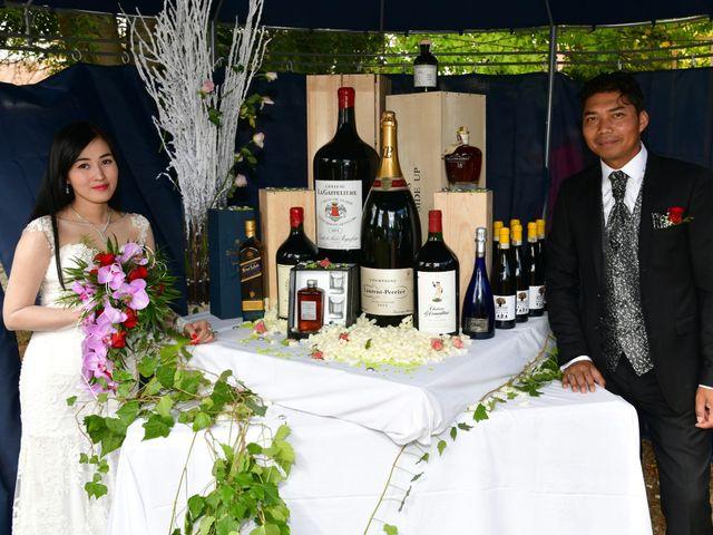 Le mariage de Li Hua et Chenglei