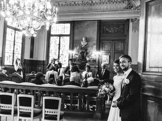 Le mariage de Gaëtan et Roberta à Paris, Paris 10
