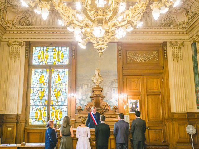 Le mariage de Gaëtan et Roberta à Paris, Paris 11