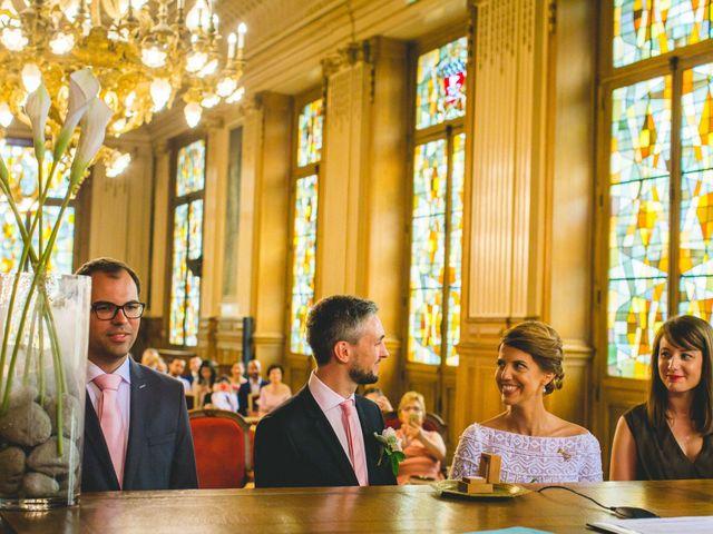 Le mariage de Gaëtan et Roberta à Paris, Paris 13
