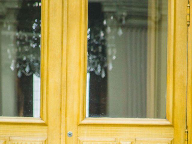Le mariage de Gaëtan et Roberta à Paris, Paris 20
