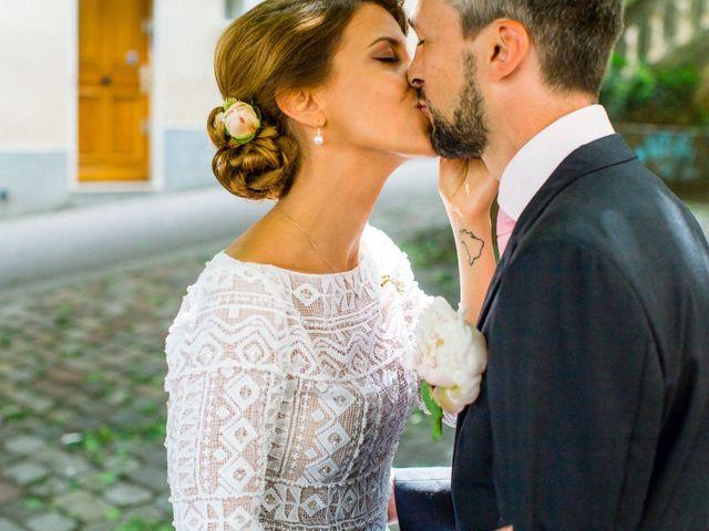 Le mariage de Gaëtan et Roberta à Paris, Paris 23
