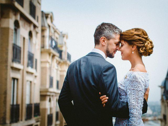 Le mariage de Roberta et Gaëtan