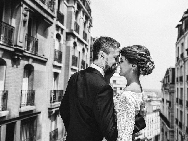 Le mariage de Gaëtan et Roberta à Paris, Paris 26
