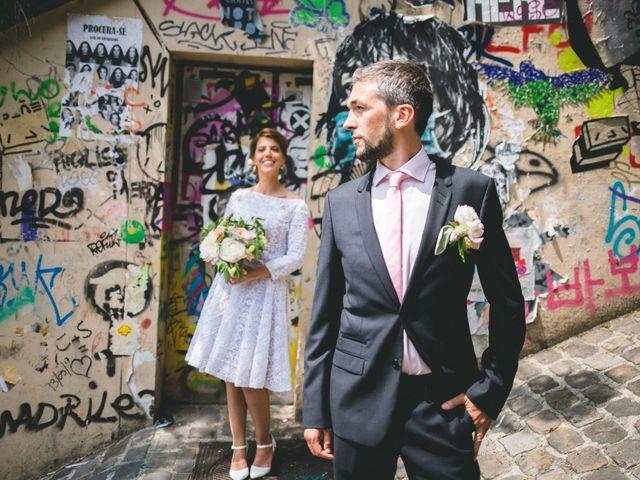Le mariage de Gaëtan et Roberta à Paris, Paris 33