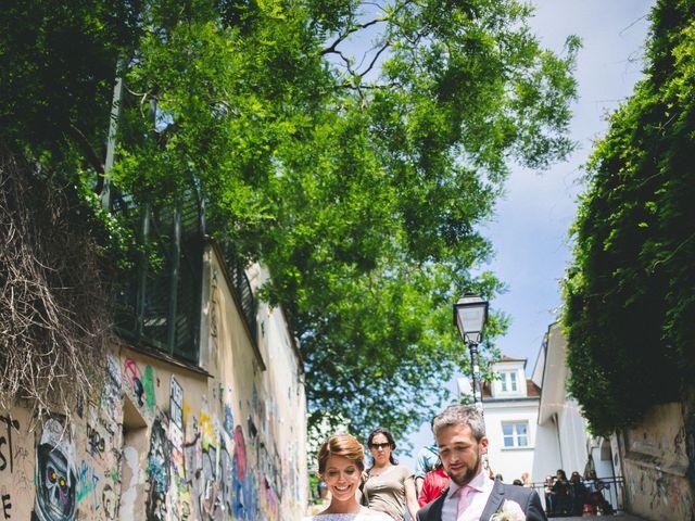 Le mariage de Gaëtan et Roberta à Paris, Paris 34