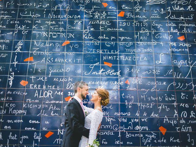 Le mariage de Gaëtan et Roberta à Paris, Paris 35