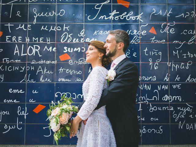 Le mariage de Gaëtan et Roberta à Paris, Paris 36