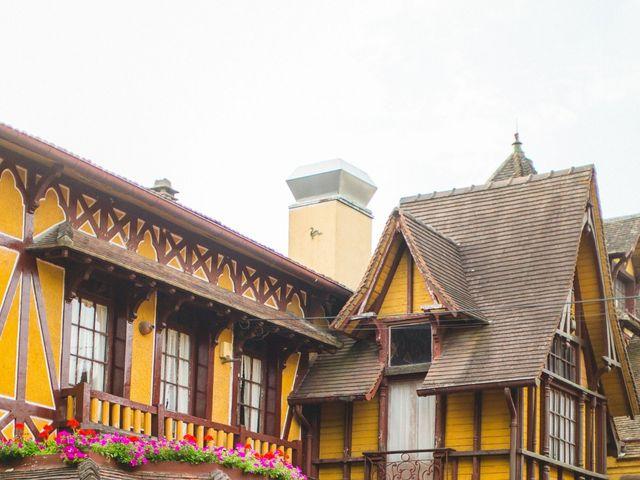 Le mariage de Gaëtan et Roberta à Paris, Paris 64