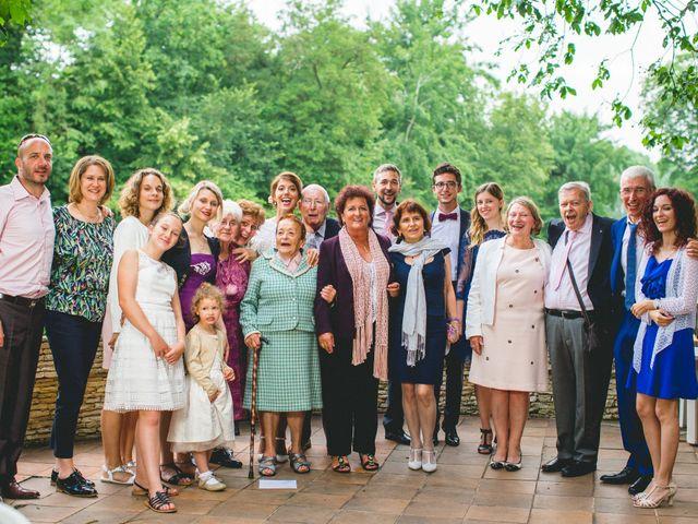 Le mariage de Gaëtan et Roberta à Paris, Paris 74