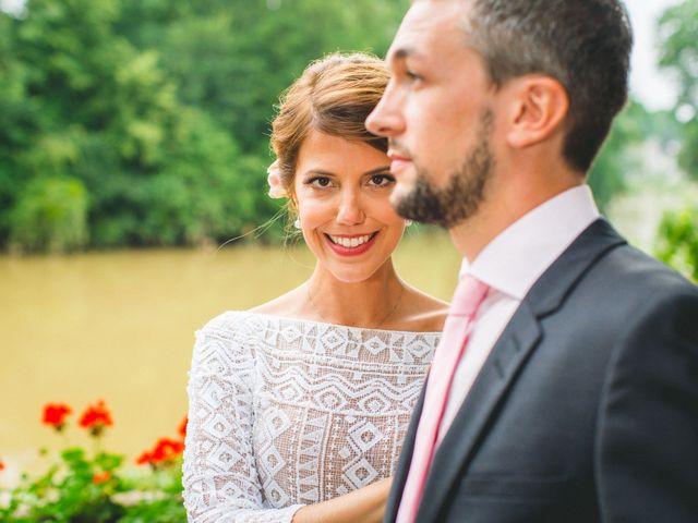 Le mariage de Gaëtan et Roberta à Paris, Paris 81