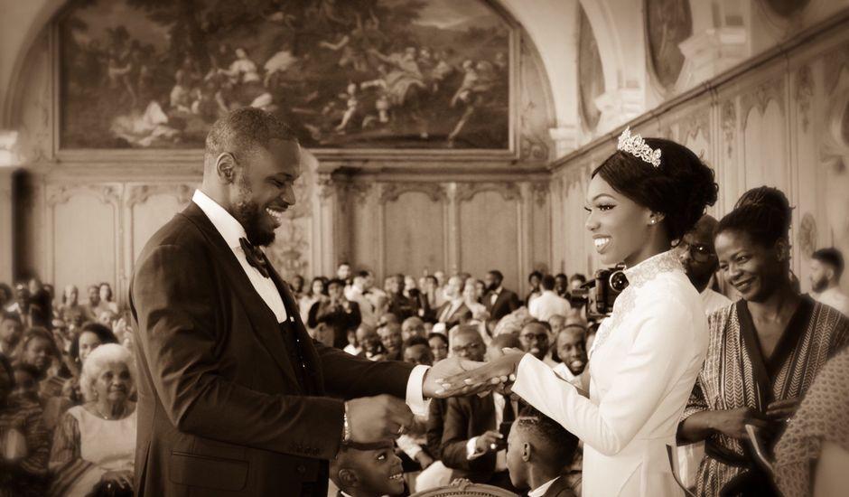 Le mariage de M'passi  et Meghann à Caen, Calvados