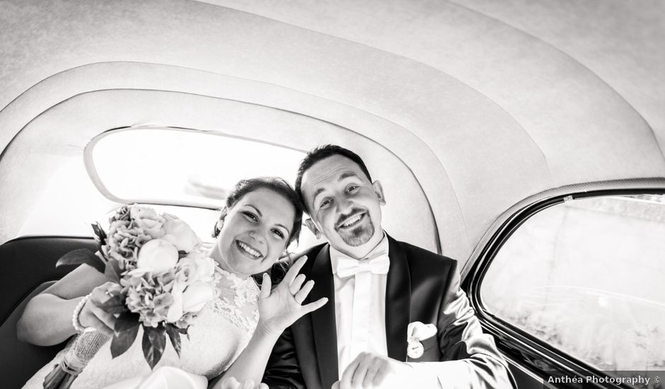 Le mariage de Amaël et Aurélie à Coise, Rhône