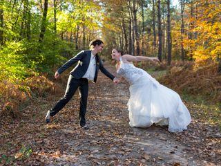 Le mariage de Élodie et Cécile