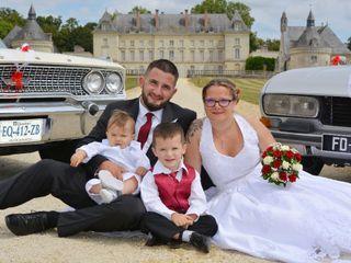Le mariage de Ingrid et Julien