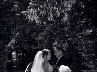 Le mariage de anais et romain
